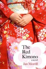 red kimono