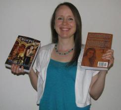 Stacy author