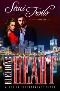 Bleeding Heart, Medici Protectorate Book One