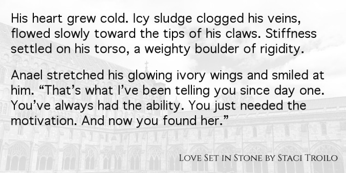 Love Set in Stone