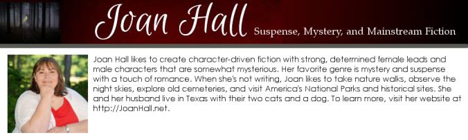 Joan Hall bio