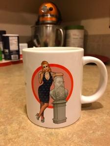 Lisa Burton/C. S. Boyack Mug