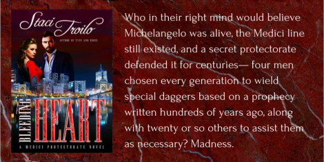 Bleeding Heart blurb