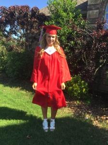 Samantha's Graduation