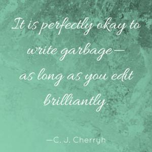 Writing Garbage