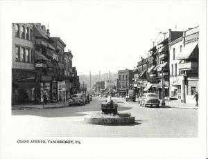 Grant Avenue Circle