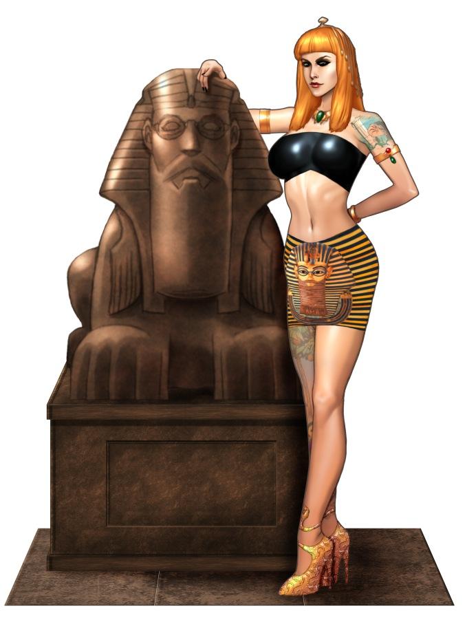 Boyack Sphinx