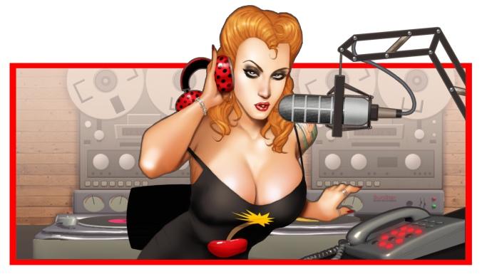 Lisa Burton Radio Host