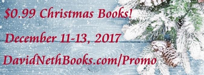David Neth Books Christmas Promo