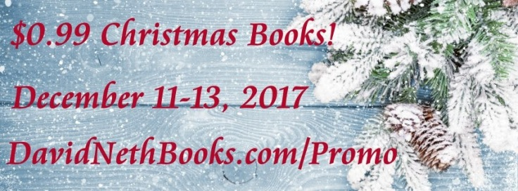 David Neth Books Christmas Promo