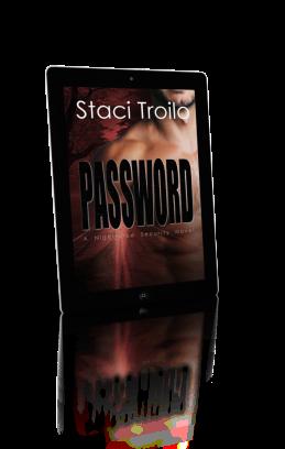 Password on eReader