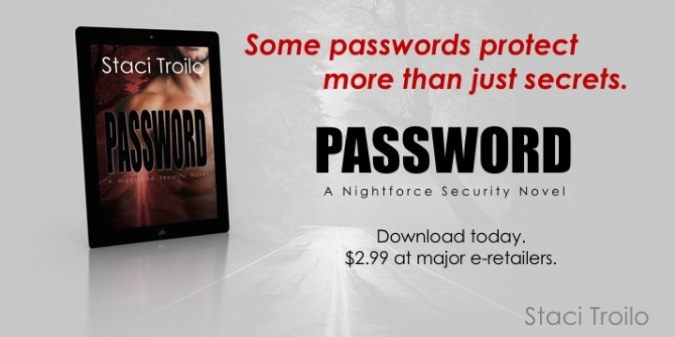 Password Advert