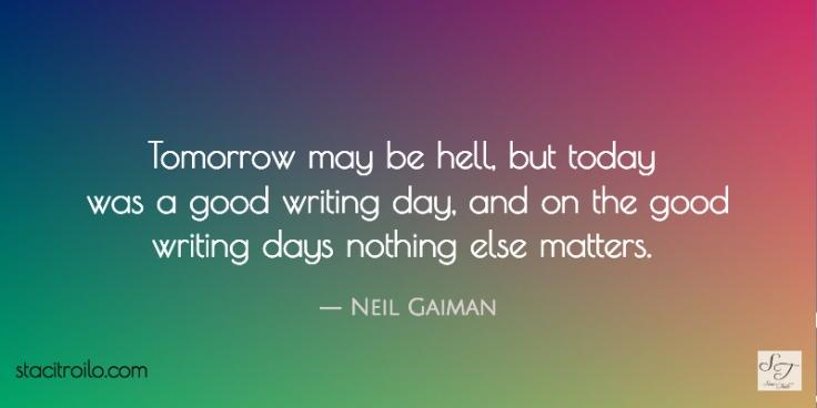 Good Writing Day