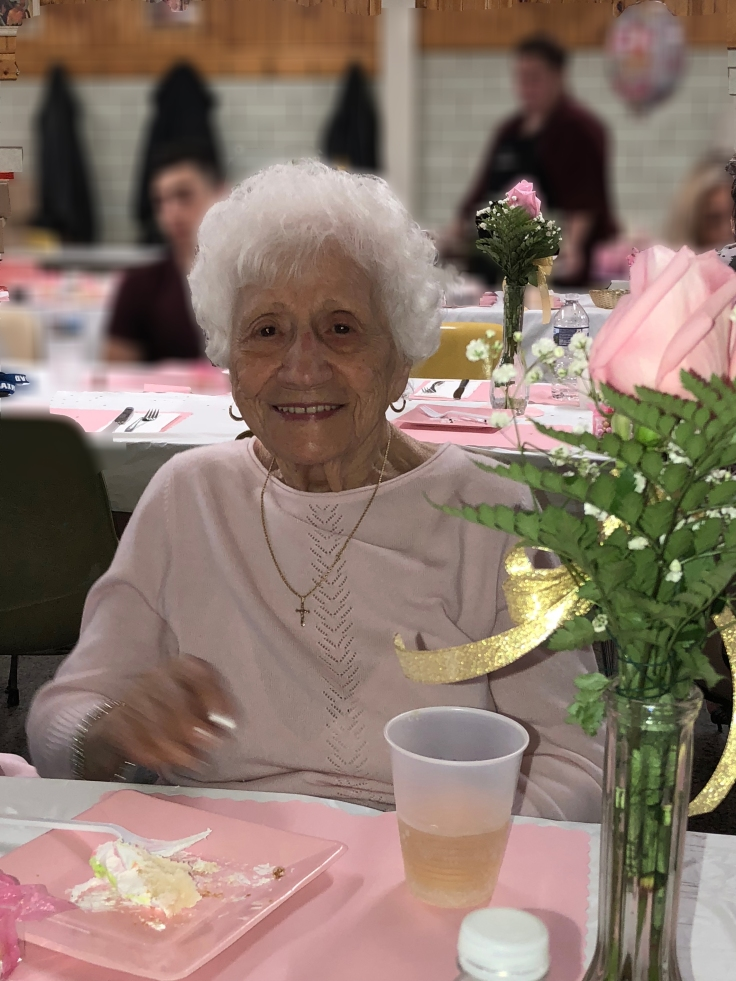 Nana's 100th Birthday