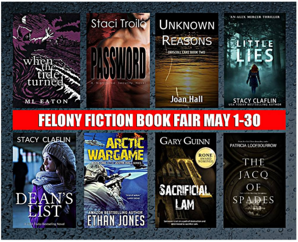 Felony Fiction Book Fair