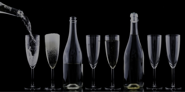 Celebratory Glasses