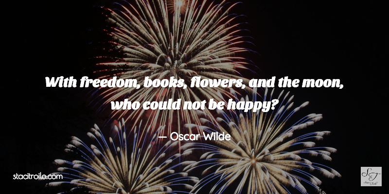 Freedom quote by Oscar Wilde