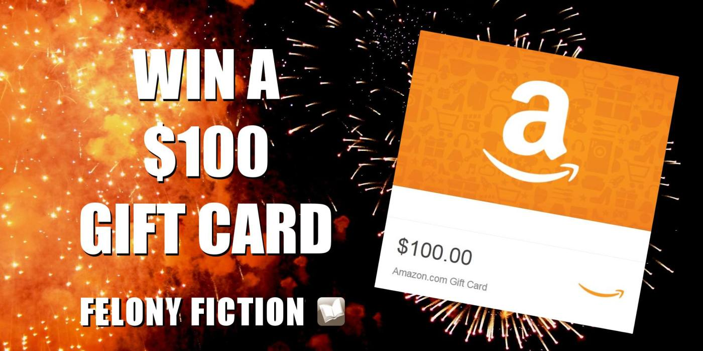 Felony Fiction Giveaway