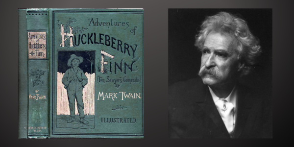 Mark Twain's The Adventures of Huckleberry Finn