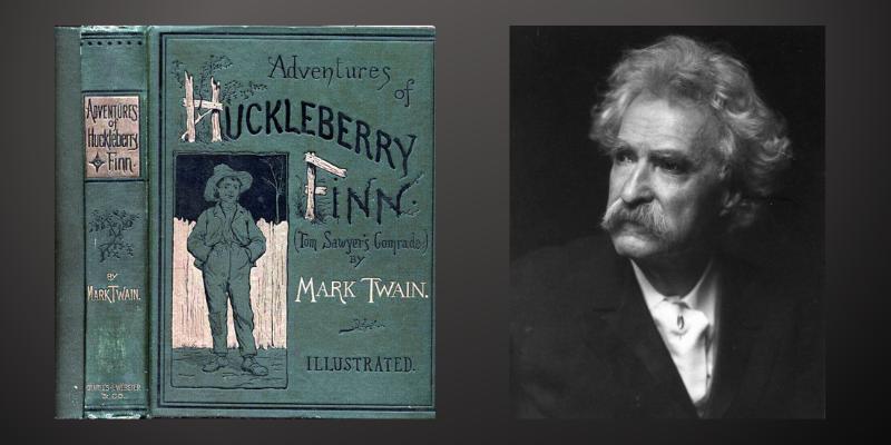 Mark Twain's The Adventures of Huckleberry Finn