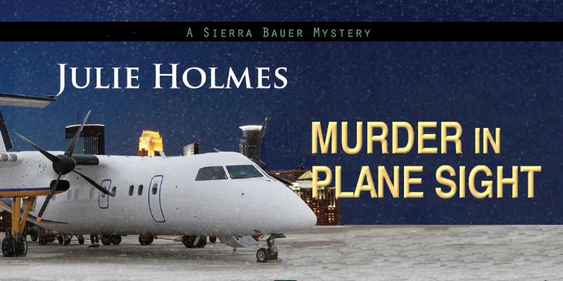 Murder in Plane Sight