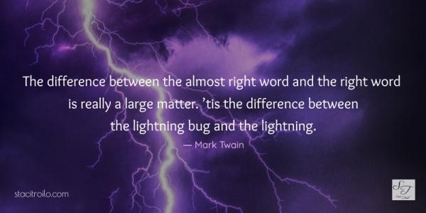 Lightning Bug vs Lightning