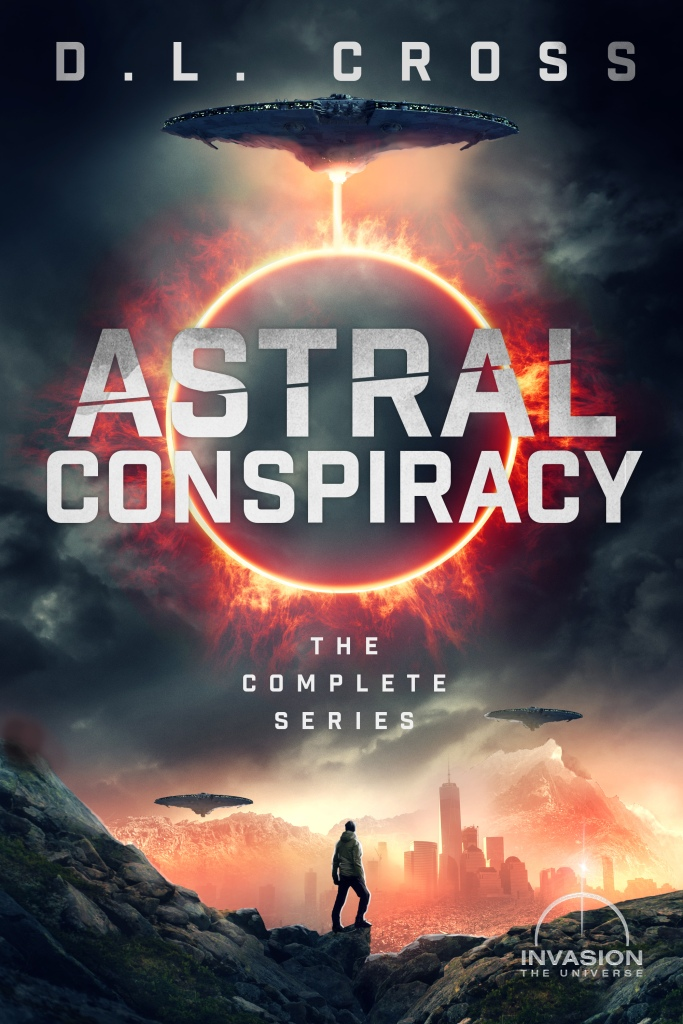 Astral Conspiracy Series Box Set Cover